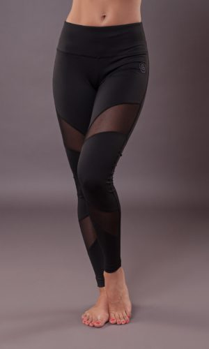 Legging Papillon Noir fdz shop