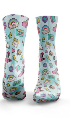 Chaussettes 90s Baby 2 Hexxee Socks
